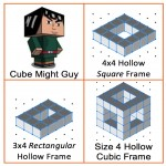 Cube Might Guy and the Hollows