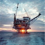 Distance Between Oil Rigs