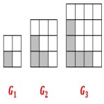 Shaded and Non-shaded Squares