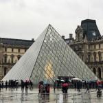 Louvre Triangles Investigation